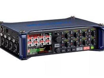 Rent: Zoom F8 Multi-Track Field Recorder
