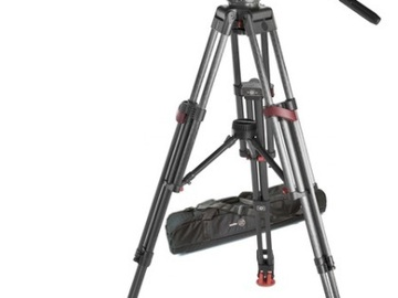 Rent: Sachtler Video 20 Tripod System Carbon Fiber legs