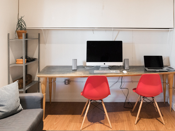 Rent: Amazingly chill edit space in the Arts District - Part of a