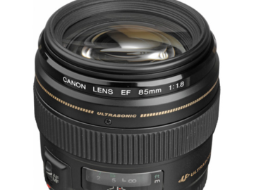 Rent: Canon 85mm F1.8