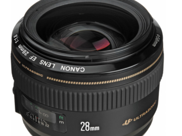 Rent: Canon 28mm f1.8