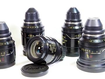 Rent: Cooke Mini S4 Each Lenses