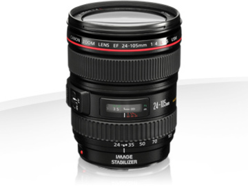 Rent: Canon L series  24-105 F4 Image Stabilized lens