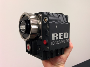 Rent: RED Epic Dragon Camera (Body Only)