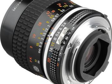 Rent: Nikon 55mm (2.8) Macro