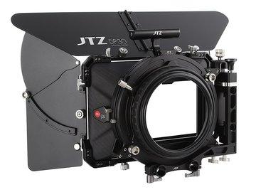 Rent: JTZ DP30 Carbon Fiber 4x5.65 Matte Box with barn doors