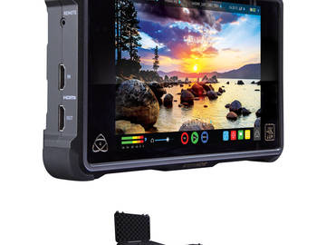 Rent: Atomos Shogun Inferno 7-in 4K Recorder