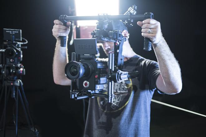 RED  Raven - + Operator + MOVI M15!