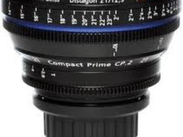 Rent: Zeiss CP.2 21mm/T2.9 PL Mount