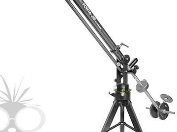 Rent: Porta Jib Standard light to heavier rigs up to 100 pounds