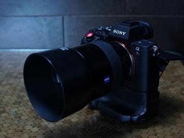 Rent: Sony a7R II Mirrorless Digital Camera w/ Zeiss Batis 85mm