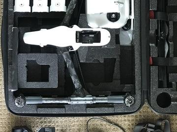 Rent: DJI Inspire 1 w/ 3 Batteries X3 Camera