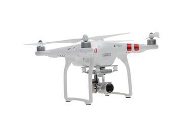 Rent: DJI Phantom 3 Standard with 2.7K Camera and 3-Axis Gimbal