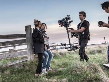 Rent: Steadicam for RED, Alexa, up to 35 lbs ld Carbon Stabilizer