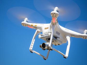 Rent: DJI Phantom 3 4K Quadcopter + 4 batteries + ND filters