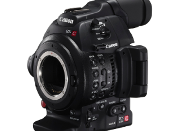 Rent: Canon EOS Cinema C100 Mark II Kit