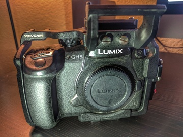 Rent: Panasonic Lumix DC-GH5 Digital Camera Body
