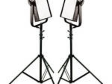 Rent: Limelite Mosaic 1x1 LED Panel Daylight Double Kit