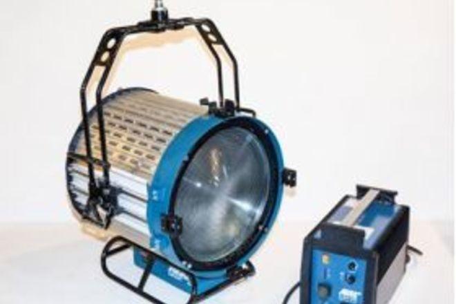Arri HMI 4K Fresnel Kit