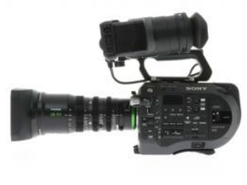 Rent: Sony PXW FS7 4K + Fujinon MK18-55mm T2.9 Cinema Zoom Lens Ki