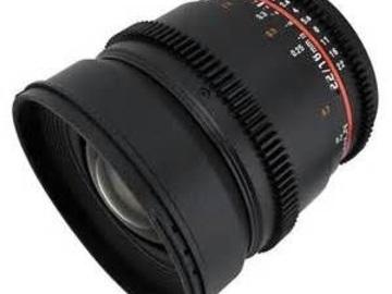 Rent: 16mm Rokinon
