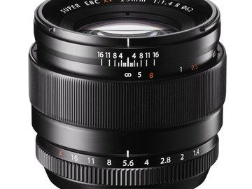 Rent: Fujinon XF 23mm F1.4 R
