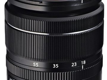 Rent: Fujinon XF 18-55mm f:2.8-4.0 R LM OIS Zoom Lens