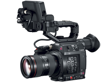 Rent: Canon EOS C200 Digital Cinema Camera EF Mount