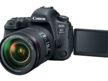Rent: Canon EOS 6D Mark II Kit With 24-105mm II Lens