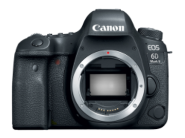 Rent: Canon EOS 6D Mark II Camera Kit