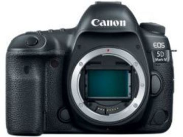 Rent: Canon EOS 5D Mark IV Camera Double Kit