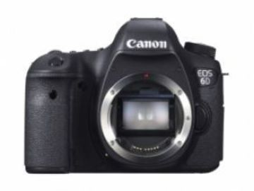 Rent: Canon EOS 6D Kit