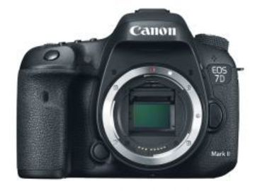 Rent: Canon EOS 7D Mark II DSLR Camera