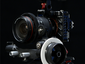 Rent: Sony A7sII + A7s2 with Canon 24-70 II USM L Series Zoom