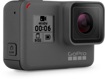 Rent: GoPro HERO6 Black