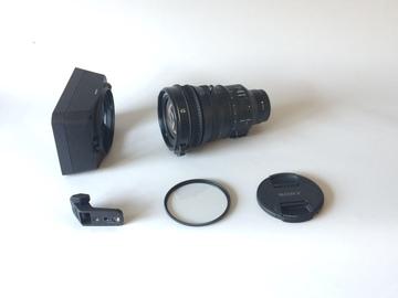 Rent: Sony 18-110 e mount