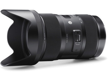 Rent: Sigma 18-35mm f/1.8 DC HSM Art EF Mount