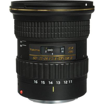 Tokina AT-X 11-16mm f/2.8 116 Pro DX V EF Mount