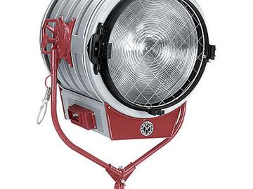 Rent: Mole-Richardson 10,000 Watt  Fresnel
