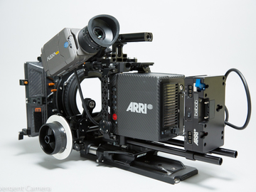Rent: ARRI Alexa Mini Basic Package