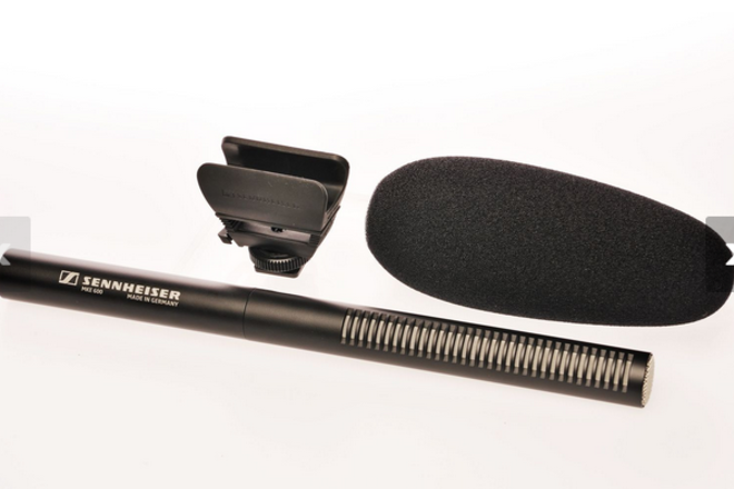 Sennheiser MKE600 Shotgun Microphone