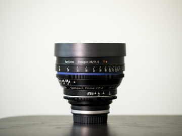 Rent: Zeiss Compact Prime CP.2 35mm T1.5 Super Speed