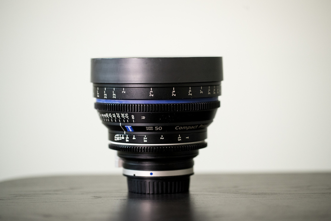 Zeiss Compact Prime CP.2 35mm T1.5 Super Speed