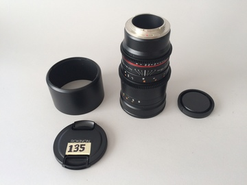 Rent: Rokinon Cine DS 135mm T2.2