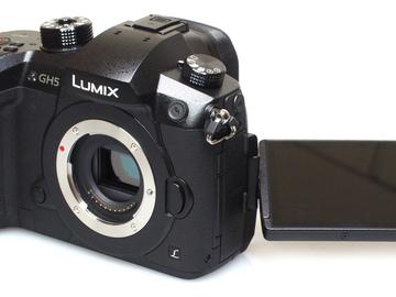 Rent: Panasonic Lumix DC-GH5 & Lumix 12-35mm f/2.8!