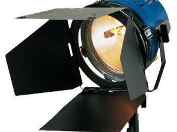 Rent: Two ARRI Arrilite Open Face 1K 1000w