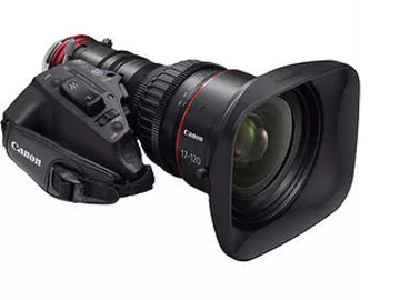 Rent: Canon Cine-Servo 17-120mm T2.95