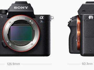Sony A7s II w/ Canon EF Adapter