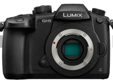 Panasonic Lumix DC-GH5 Digital Camera Complete Kit!