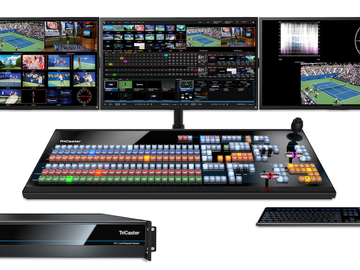 Rent: NewTek Tricaster TC1